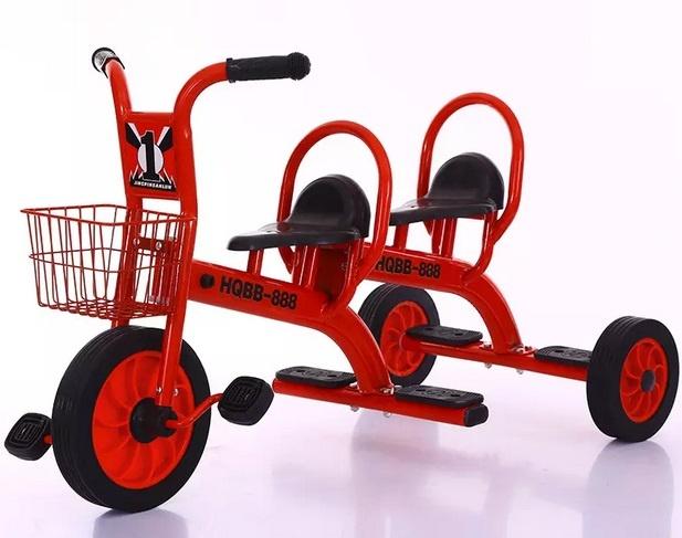triciclos gemelares tandem