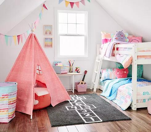 como redecorar la habitacion con cama